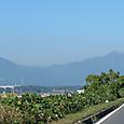 員弁からの竜ヶ岳と藤原岳
