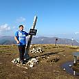 竜ヶ岳登頂!!