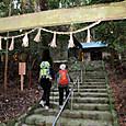 登山口の神武神社