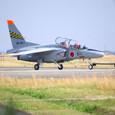 飛ばなかったT-4練習機
