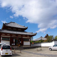 混雑しない二月の東大寺