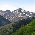 春の焼岳登山 中尾温泉ルート